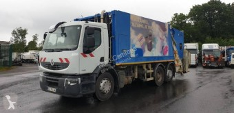 Renault Premium 370.26 DXI used waste collection truck