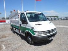 Iveco Daily 50C15 used waste collection truck