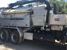 Mercedes AK 2635 used sewer cleaner truck