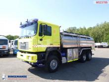 MAN 28.414 water tank / fire truck 13.8 m3 / 4 comp