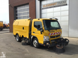 Mitsubishi road sweeper Canter