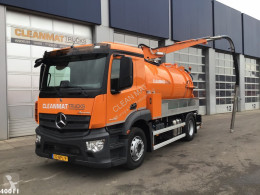 Camion hydrocureur Mercedes Antos