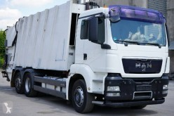 MAN TGA 26.320 used waste collection truck