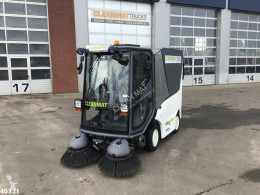 Green Machine road sweeper