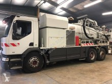 Renault Premium 340.26 used sewer cleaner truck