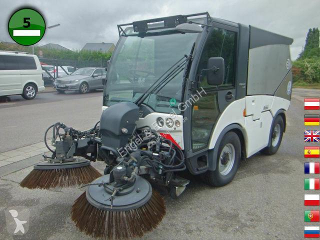 Vedere le foto Veicolo per la pulizia delle strade Hako Citymaster 2000 KLIMA SFZ