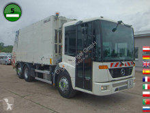 Mercedes 2629 Econic Zöller Medium XXL Pressplattenaufbau used waste collection truck