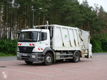 nc waste collection truck