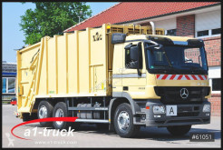Mercedes Actros 2632 L, Haller X2C + Zoeller Delta 2301, TÜV NEU used waste collection truck
