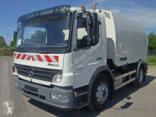 Mercedes Atego 1323 Faun Viajet 6/H KLIMA SFZ used road sweeper