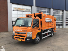 Fuso waste collection truck Canter 9C18 Geesink 7m3