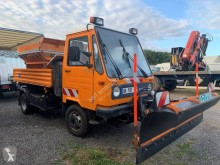 Multicar snow plough