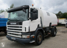 Scania G 94G230 used road sweeper