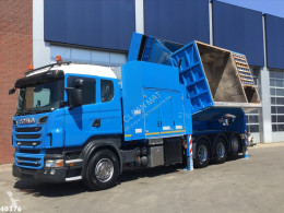 Scania R 560 used sewer cleaner truck