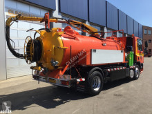 DAF FA used sewer cleaner truck