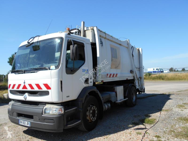 Voir les photos Engin de voirie Renault Kerax 260