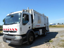 Renault Kerax 260 used waste collection truck