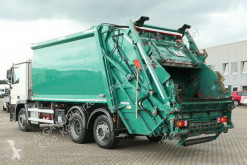 Mercedes 2536 L Actros 6x2, Schörling HF-CL24 Aufbau used waste collection truck