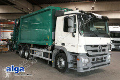 Vůz na domovní odpad Mercedes 2536 L Actros 6x2, Schörling HF-CL23,8
