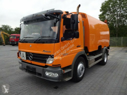 Mercedes Atego 1524 VIAJET 6RH Kehrmaschine used road sweeper