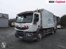 Renault BOM used waste collection truck