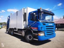 śmieciarka Scania
