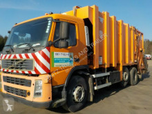Volvo FM9-6X2-EURO3 used waste collection truck