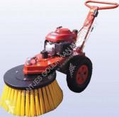 new road sweeper
