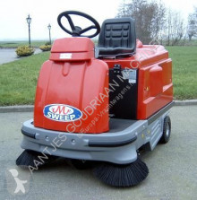 new road sweeper