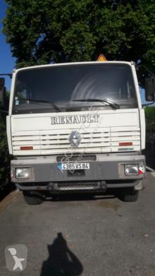 wóz asenizacyjny Renault