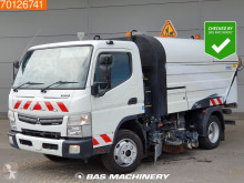 Mitsubishi Canter 7C15 used road sweeper