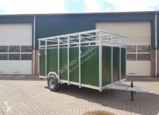 DIVEREN használt állatszállító pótkocsi