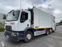 Renault waste collection truck Gamme D 320.26 DTI 8