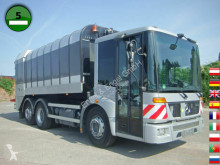 Mercedes waste collection truck 2629 L Econic Faun Rotopress 520L KLIMA Standh.
