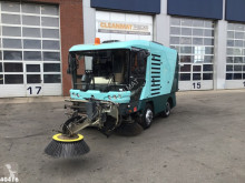 Ravo road sweeper 540 with 3-rd brush