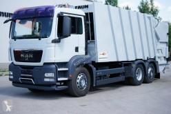 MAN TGS 26.320 camião basculante para recolha de lixo usado