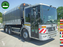 Mercedes 2629 Faun Rotopress 520L KLIMA Zöller Delta Prem used waste collection truck