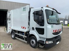 Renault Midlum 220.10 used waste collection truck