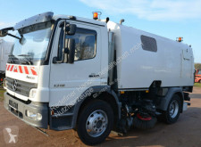 Used road sweeper Mercedes 1518 LKO Atego Kehrmaschine Linkslenker