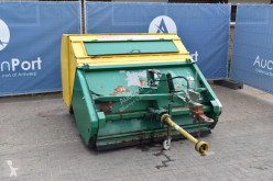 Ransomes road sweeper