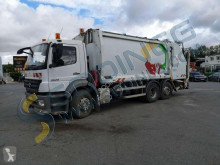 Mercedes Axor 2529 used waste collection truck