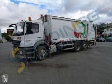 Mercedes Axor 2529 camion benne à ordures ménagères occasion