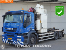 Iveco Stralis used waste collection truck