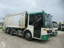 Mercedes 2629 6x2 Econic, Phönix 19 cbm, EEV used waste collection truck