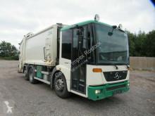 Mercedes 2629 6x2 Econic NTM 19 cbm, EEV camião basculante para recolha de lixo usado