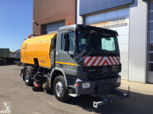 Mercedes Actros 1832 used road sweeper