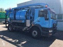 MAN sewer cleaner truck 18 280