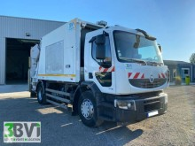Renault Premium 270.19 DXI used waste collection truck