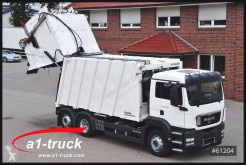 Vůz na domovní odpad použitý MAN TGS 26.320 Faun 524, Zöller 2301