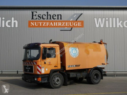 MAN road sweeper 14.162 Kehrmaschine FAUN VEGA AK 460 L